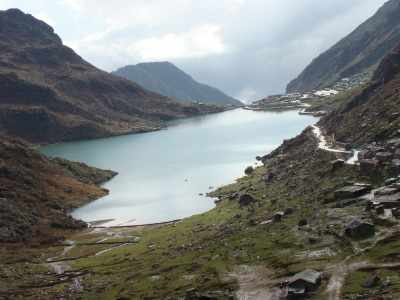 Chumbi Valley of Tibet