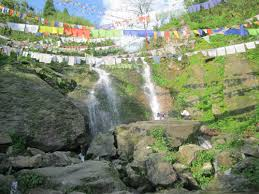 Lhasa Falls