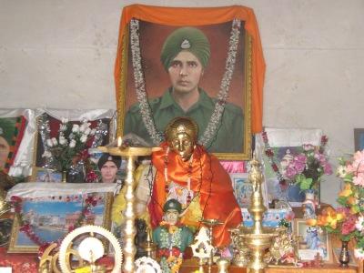 """Baba"" Harbhajan Singh"