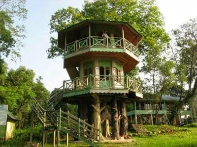 Chapramari Watch Tower